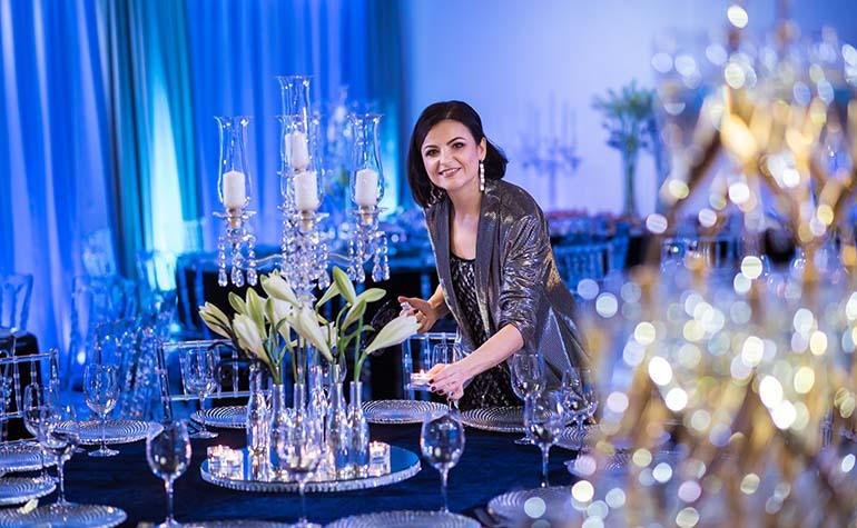 Pamokėlė dėl vestuvių floristikos ir dekoravimo
