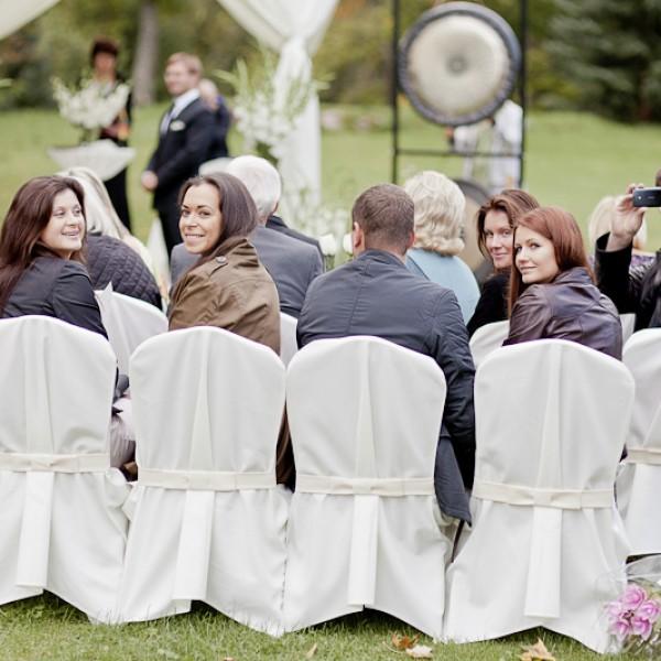 Vestuvių Šventė - Justė ir Darius